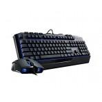 Teclado e Mouse Gamer com fio Cooler Master Devastator II LED Azul - SGB-3030-KKMF1-BR