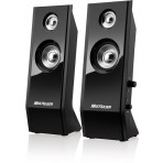 Caixa de Som Multilaser Shadow 2.0 (8W) SP091 - Black Piano