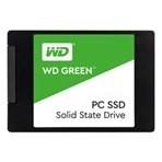 SSD 2.5'' 1TB Western Digital Green WDS100T2G0A - Leituras 545MB/s - SATA 6Gb/s