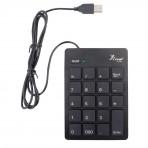 Teclado Numérico USB Knup - KP-2003