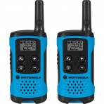 Radio Comunicador Motorola Talkabout T100BR - 25 Km - Azul