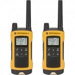 Radio Comunicador Motorola Talkabout T400BR - 35 Km - Amarelo