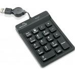 Teclado Numérico com fio Multilaser TC096 - USB