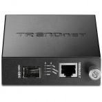 Conversor de mídia TRENDnet 100/1000BASE-T para SFP - TFC-1000MGA