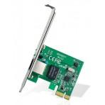 Placa de Rede PCI-E TP-Link TG-3468 10/100/1000Mbps - Com suporte low profile