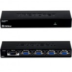 Video Splitter TRENDnet KVM TK-V401S - 4 portas VGA