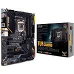 Placa Mãe Asus TUF GAMING Z490-PLUS - Chipset Z490 - (DDR4, Dual M.2, HDMI, Optane, USB 3.1 Gen 2) - Soquete 1200