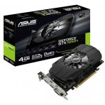 Placa de Vídeo ASUS GeForce GTX 1050 Ti - 4GB 128-bits GDDR5 - PCI Express 3.0