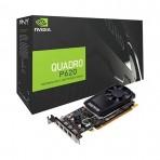 Placa de Vídeo PNY Quadro P620 VCQP620V2-PB - 2GB GDDR5 128 bits - PCI-Express 3.0