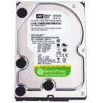 "HD 3.5"" 1TB Western Digital AV-GP WD10EURX - IntelliPower - 64MB Cache - SATA 6Gb/s"