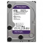 HD 3.5'' 4TB Western Digital Surveillance WD40PURZ - 5400RPM - 64MB Cache - SATA 6Gb/s