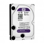 HD 1TB (1000GB) Western Digital WD10PURX Sata III - 64MB 5400 RPM