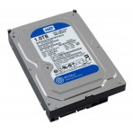 HD 3.5'' 1TB Western Digital Blue WD10EZEX - 7200RPM - 64MB Cache - SATA 6Gb/s