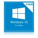 Microsoft Windows 10 Professional 64 Bits - COEM