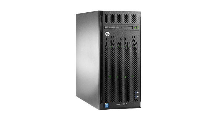 Servidor HP Proliant ML110 Gen9 Intel® Xeon E5-1603v3 2.8GHz - 8GB RAM HD 1TB Garantia On-site