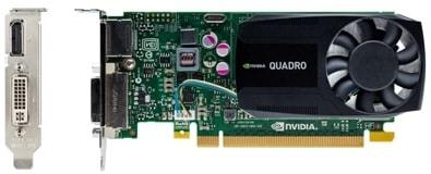 NVIDIA® QuADro® K620